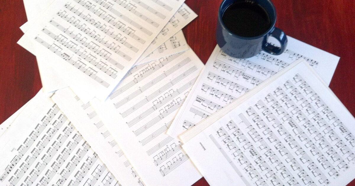 Worship Drum Transcriptions